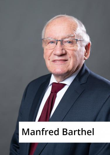Manfred Barthel
